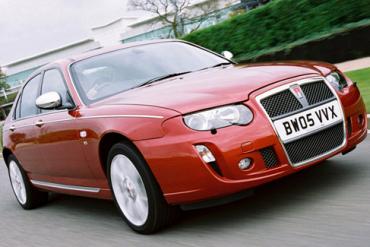 Rover-75-auto-sales-statistics-Europe