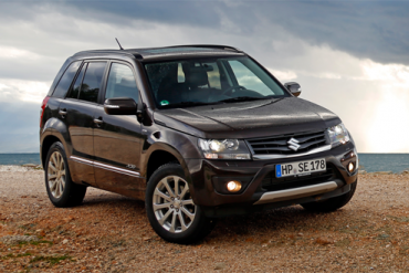 Suzuki-Grand-Vitara-auto-sales-statistics-Europe