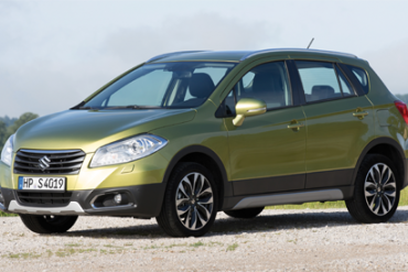 Suzuki-S-Cross-auto-sales-statistics-Europe