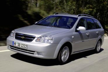 Chevrolet-Nubira-auto-sales-statistics-Europe