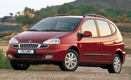 Chevrolet-Tacuma-auto-sales-statistics-Europe