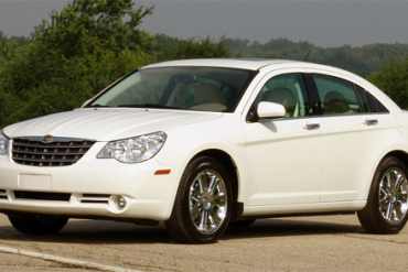 Chrysler-Sebring-auto-sales-statistics-Europe