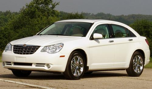Chrysler-Sebring-auto-sales-statistics-Europe