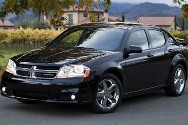 Dodge-Avenger-auto-sales-statistics-Europe