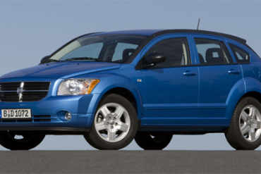 Dodge-Caliber-auto-sales-statistics-Europe