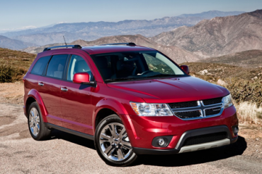 Dodge-Journey-auto-sales-statistics-Europe