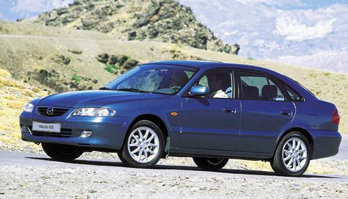 Mazda-626-auto-sales-statistics-Europe
