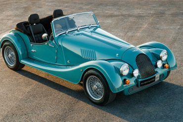 Morgan Europe Sales Figures