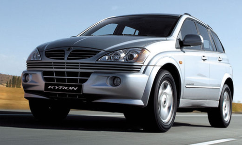 SsangYong-Kyron-auto-sales-statistics-Europe