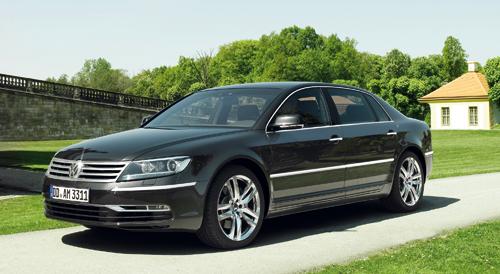 Volkswagen-Phaeton-auto-sales-statistics-Europe