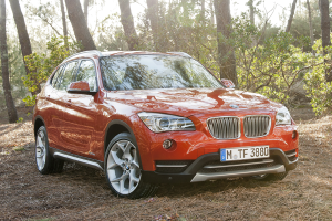 BMW-X1-luxury-SUV