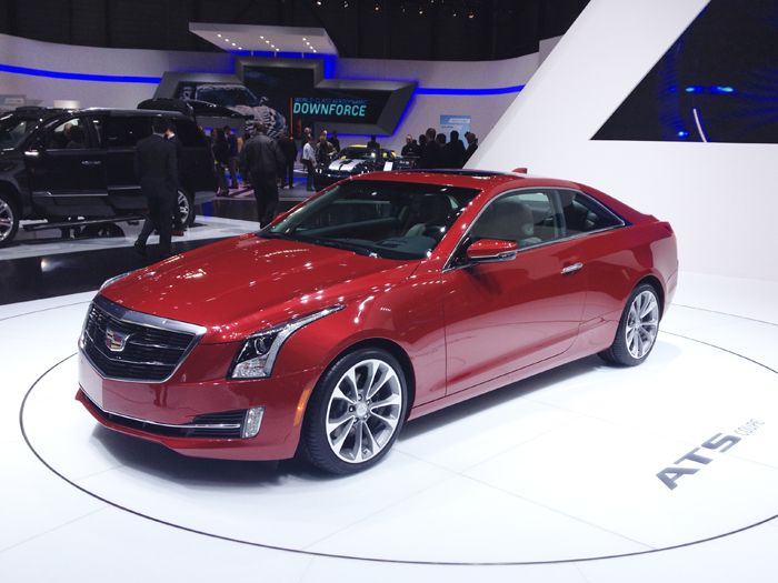 Cadillac-ATS-Coupe-Geneva-Autoshow-2014