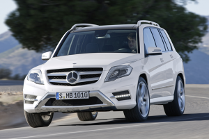 Mercedes-Benz-GLK-luxury-SUV