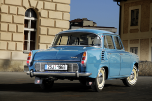 Skoda-1000-MB-50-year-anniversary-rear