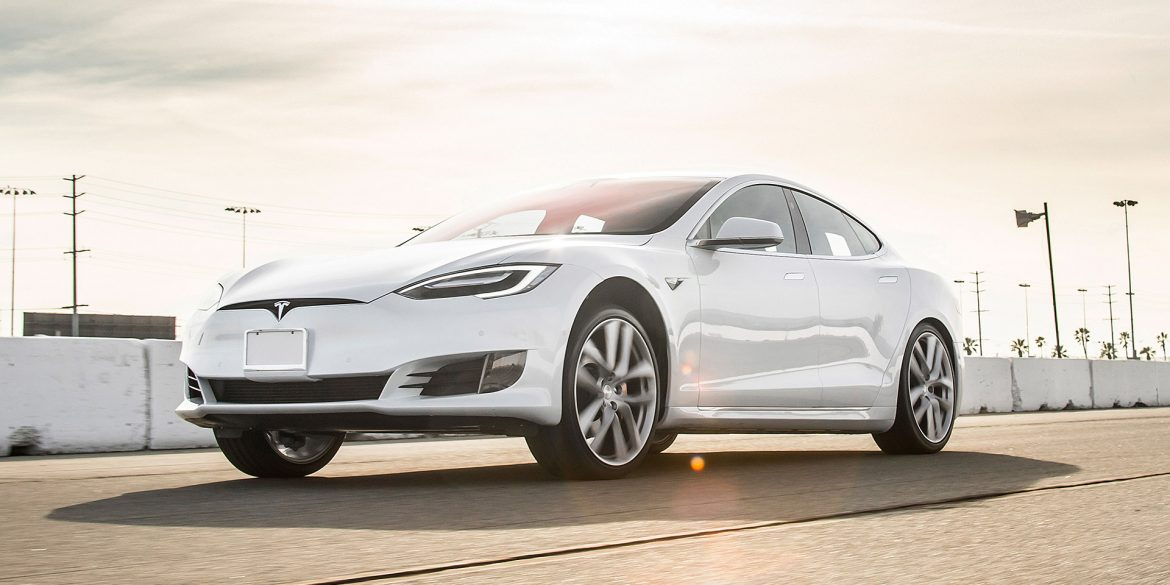 Tesla Europe Sales Figures