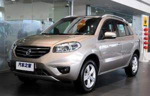 Renault-Koleos-Chinese