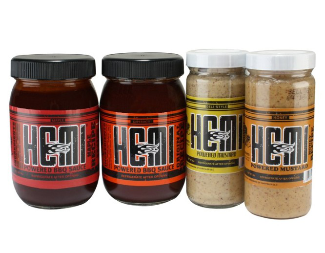 Dodge-HEMI-BBQ-sauce-mothers-day-gift-idea
