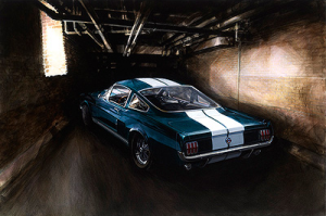 Shelby-GT350-1965-canvas-print-mothers-day-gift-idea