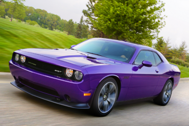 Dodge-Challenger-auto-sales-statistics-Europe