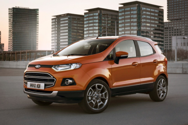 Ford-Ecosport-auto-sales-statistics-Europe