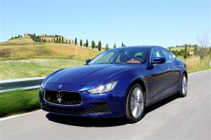 Maserati-Ghibli-auto-sales-statistics-Europe