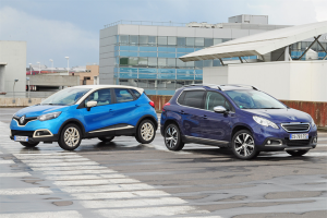 Renault-Captur-Peugeot-2008-small-crossover-sales-Europe