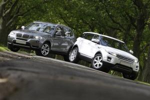 European-car-sales-statistics-premium-compact-crossover-segment-2014-Range_Rover_Evoque-BMW_X3