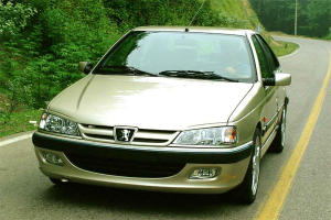Peugeot-405-Pars-Iran