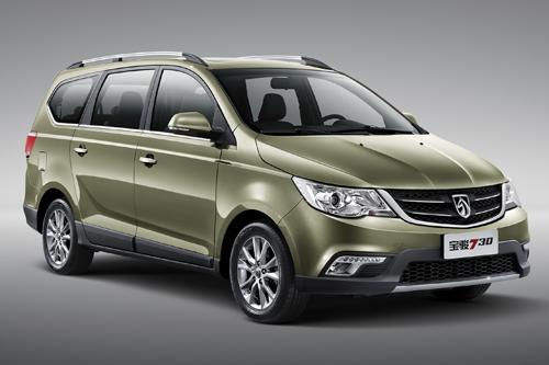Auto-sales-statistics-China-Baojun