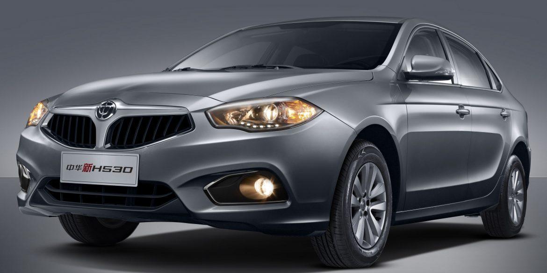Brilliance Car Sales China