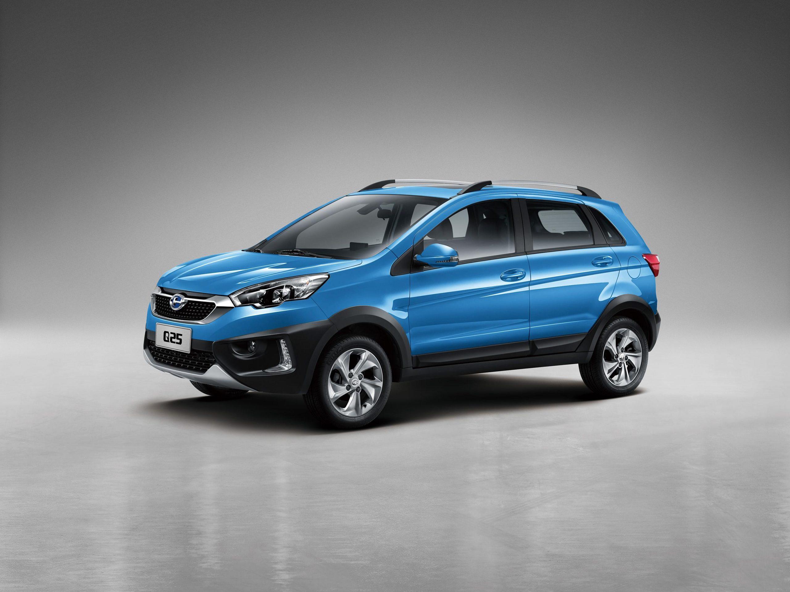 Changhe Car Sales Data