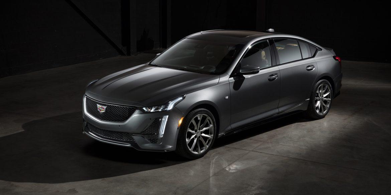 China Cadillac Sales Data