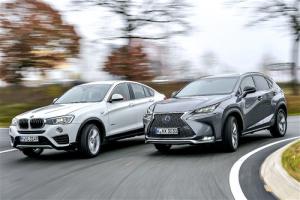 European-auto-sales-statistics-2014-full-year-BMW_X4-Lexus_NX
