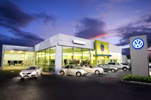 European-auto-sales-statistics-2014-full-year-Volkswagen-dealership