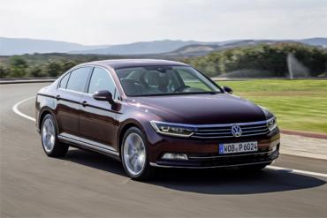 Midsized_car-segment-European-sales-2014-VW_Passat
