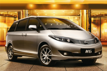 Auto-sales-statistics-China-BYD_M6-MPV