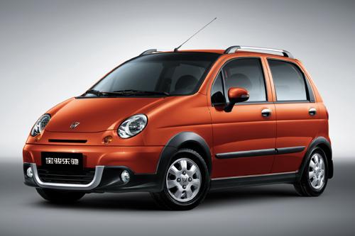 Auto-sales-statistics-China-Baojun_LeChi-minicar