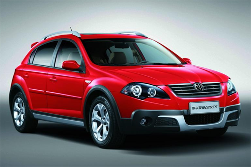 Auto-sales-statistics-China-Brilliance_M2_Junjie_cross-SUV