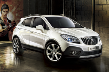 Auto-sales-statistics-China-Buick_Encore-SUV