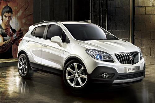 Auto-sales-statistics-China-Buick_Encore-SUV