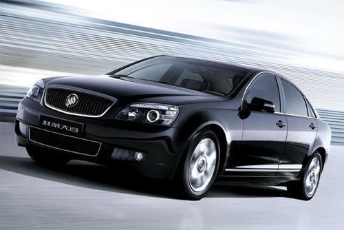 Auto-sales-statistics-China-Buick_Park_Avenue-sedan