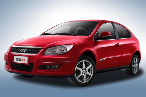 Auto-sales-statistics-China-Chery_A3-hatchback