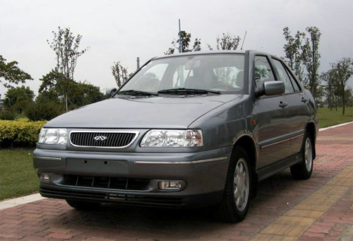 Auto-sales-statistics-China-Chery_Fengyun_Windcloud-sedan