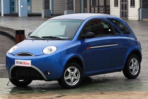 Auto-sales-statistics-China-Chery_QQme-minicar
