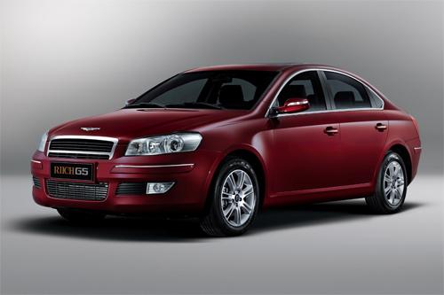 Auto-sales-statistics-China-Chery_Riich-G5-sedan