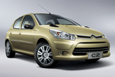 Auto-sales-statistics-China-Citroen_C2-hatchback