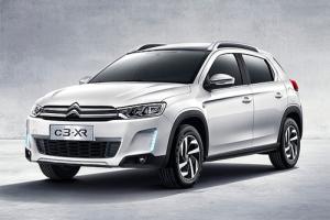 Auto-sales-statistics-China-Citroen_C3XR-SUV