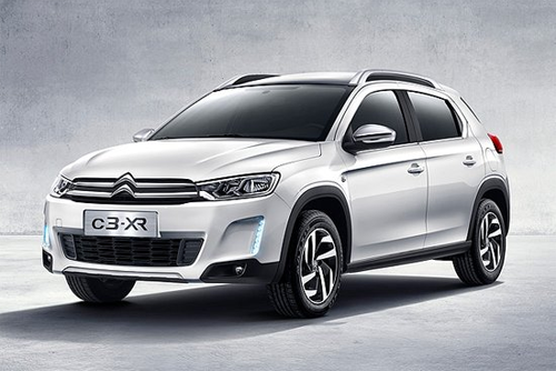 Auto-sales-statistics-China-Citroen_C3XR-SUV