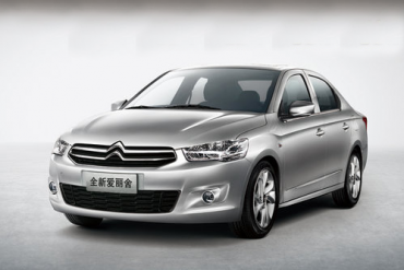 Auto-sales-statistics-China-Citroen_C_Elysee-sedan