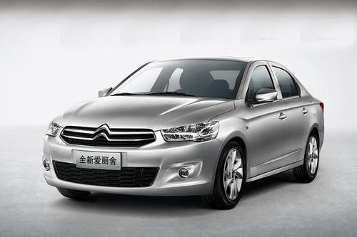 Auto-sales-statistics-China-Citroen_C_Elysee-sedan